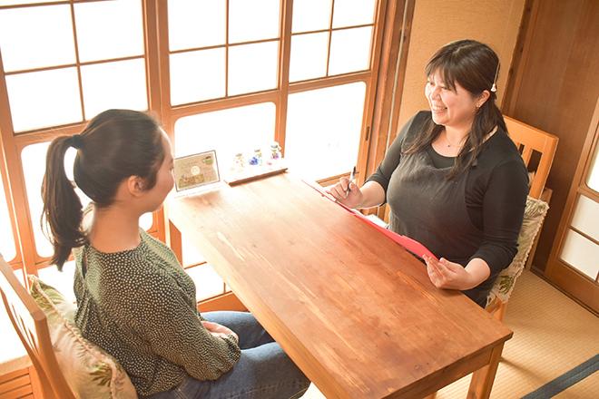 Uchitomo salon お悩みやご要望をお聞かせください♪
