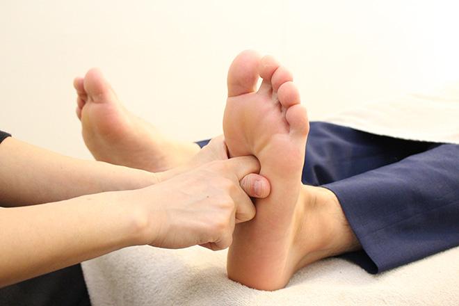 ユルリ 大井町店 疲れの溜まりやすい足をいたわりましょう