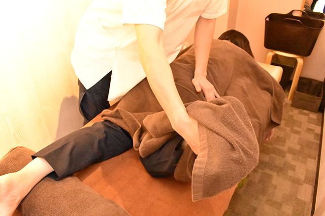 ココロカラダメディカル 成城店 当店ならではの施術です