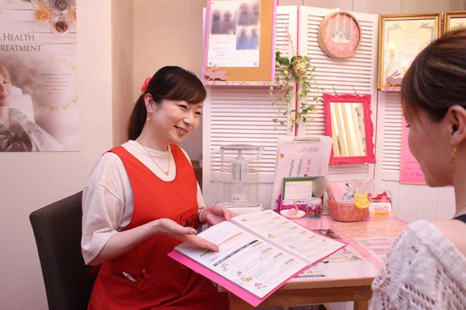 ヨサ パーク ピンク 府中本店(YOSA PARK PINK) 女性スタッフだからこそ共感できる