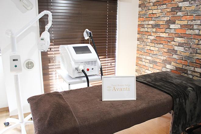 アバンティ(Avanti) 完全予約制のプライベートサロンです
