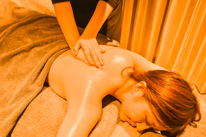 tokoshie relaxation spa 身も心も癒されるアロマトリートメント