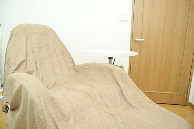 キャメル(Salon de camel) 落ち着いた空間で施術いたします♪
