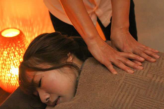 トゥ ザ リラックス 高田馬場本店(TO THE RELAX) 肩や腰の不調を癒します◎ 強もみもOKです♪