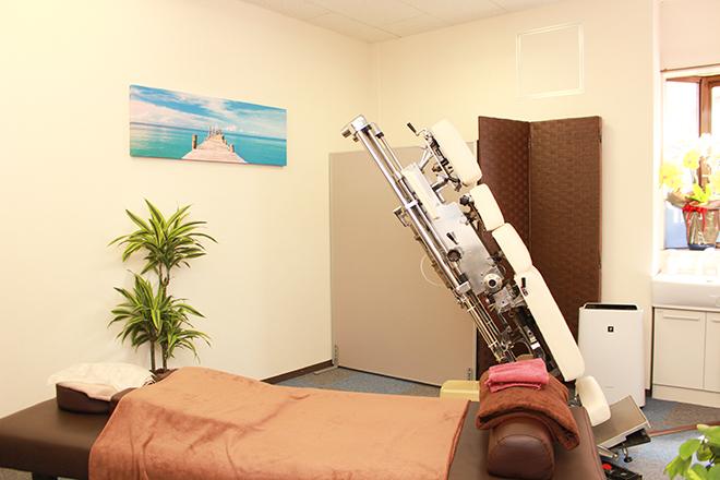 HOT PLACE 完全個室のプライベート空間での施術