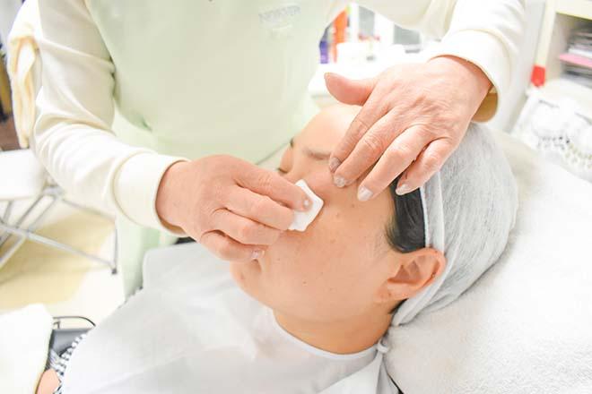 ノエビア(NOEVIR Beauty studio なでしこ) 人気の「美白コース」