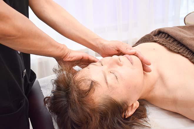 マリア(lymphstic salon MARiA19) 顔の疲れや小顔になりたい方にも♪