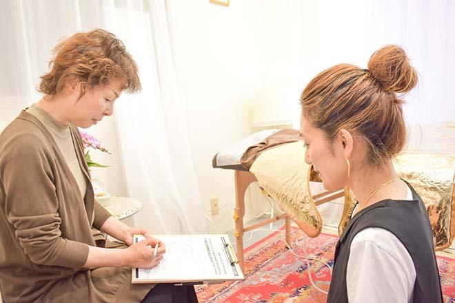 マリア(lymphstic salon MARiA19) 体のお悩みやご要望をお聞きいたします!