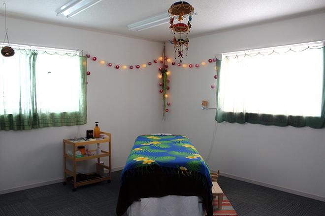 オルオル&癒しのヨガケイ(yoga・K) 開放的で広々とした空間での施術