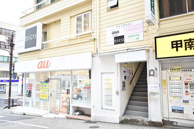ホワイトニング カフェ 摂津本山店(Whitening cafe) 人通りが多く、通いやすいサロンです♪