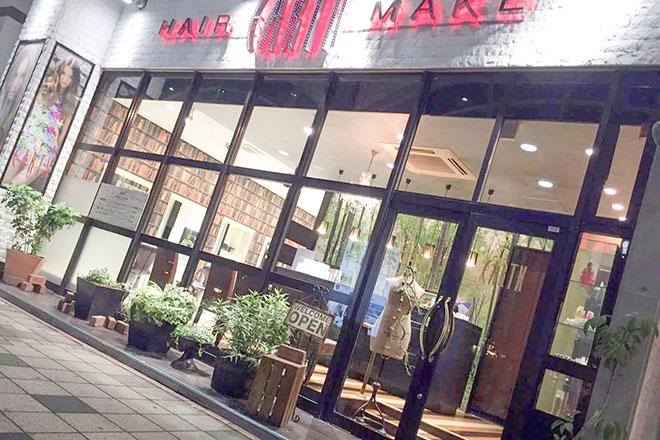 アース 鹿児島天文館店(HAIR&MAKE EARTH) 年中無休の駅チカ店