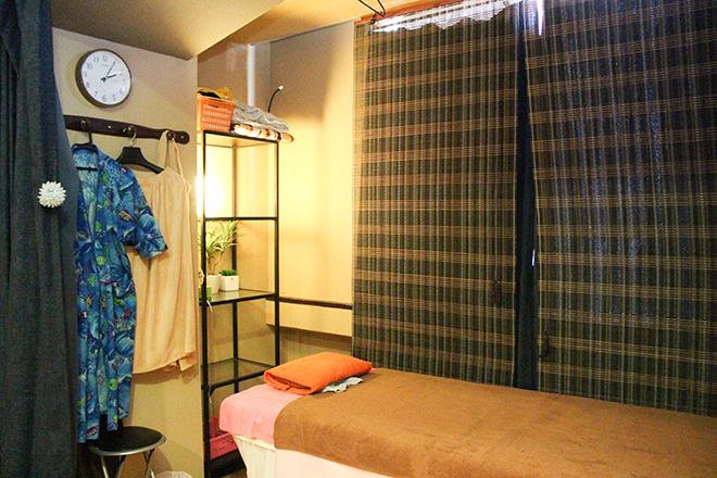 香楽 歌舞伎町職安通り店 リラックスできる空間