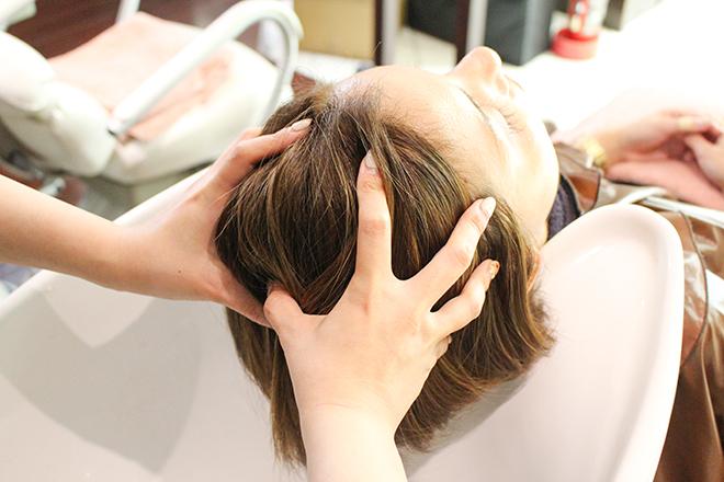 アース 佐賀夢咲店(HAIR&MAKE EARTH) 一日の中で「画面」を見る時間が長い方はぜひ!