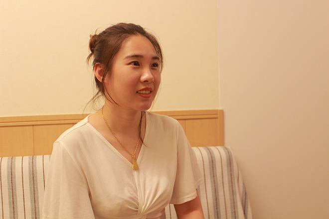 千和台湾式リラクゼーションサロン お疲れの度合いや不調についてうかがいます
