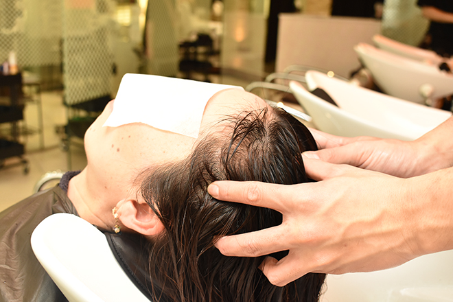 HAIR&MAKE EARTH 津田沼店(リラクゼーション)
