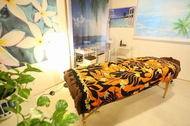 milfyone ハワイアンな雰囲気が癒やされる施術スペース