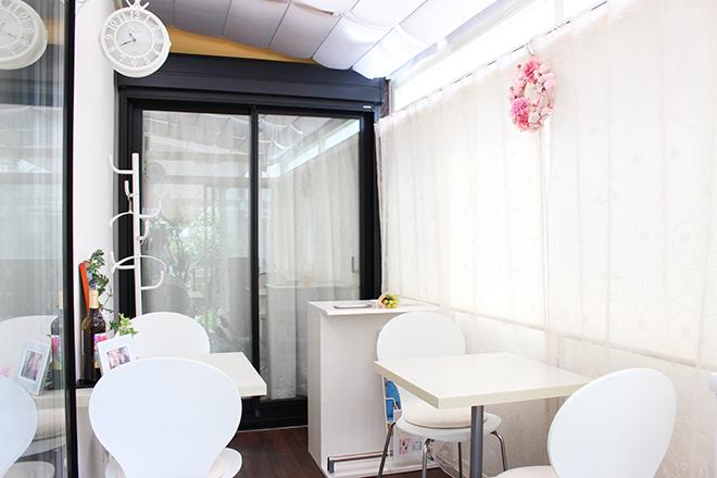 ティアレ(CEサロン Tiare) カフェのような空間でオリジナルドリンクをご提供