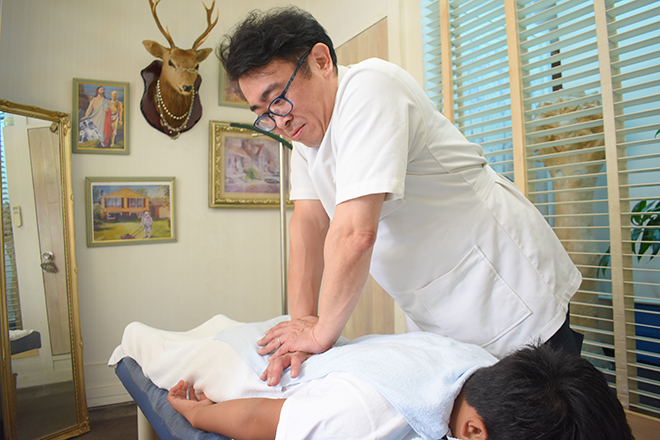 大和整体治療院 肩や首、腰のつらさにアプローチ