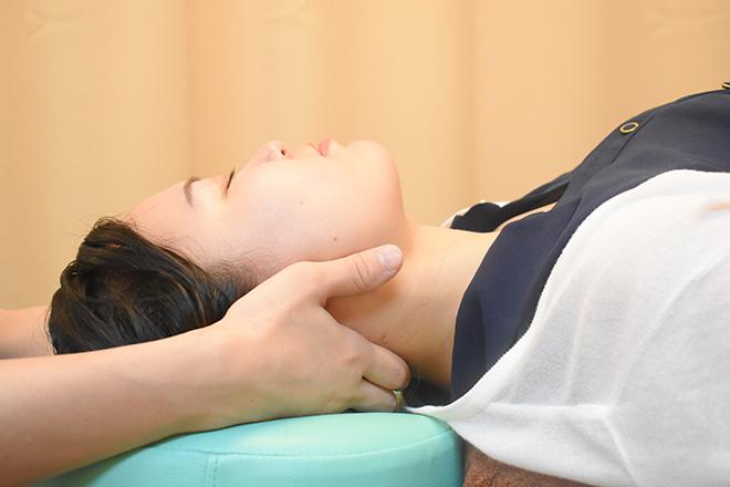 オアシス(頭痛専門院 OASIS) 「頭痛コース」で頭の重さや肩・首のケアに☆