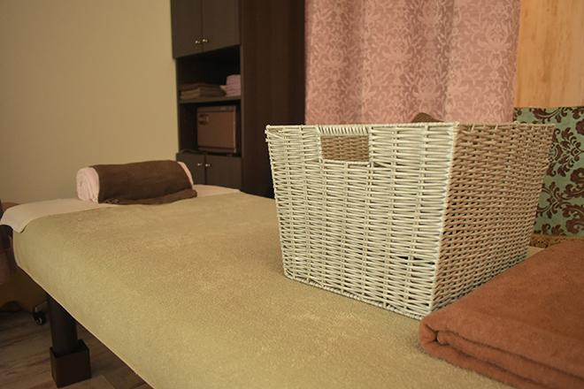 Soin K 居心地のいいベッドで