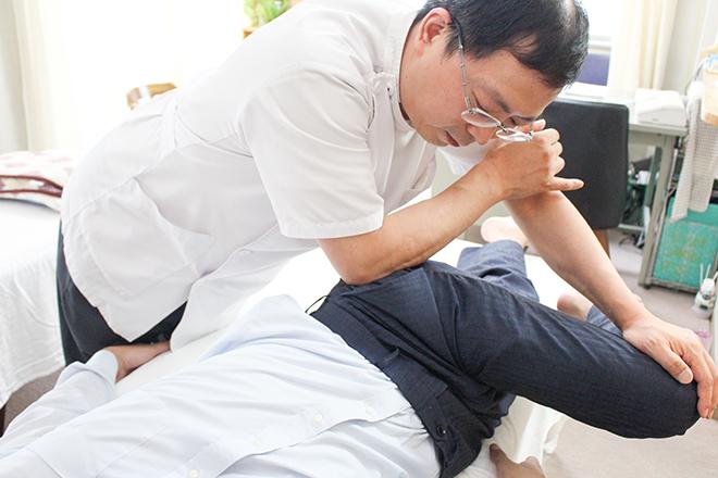 中国養生気功整体院 お腹や二の腕、ふとももなどを美しいラインに