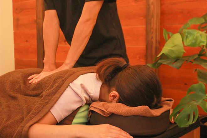 モミプラス(MOMI plus+) 肩や腰のお疲れを癒すオーダーメイドの施術