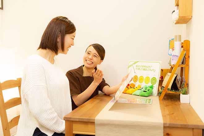 ベルエポックプラス新潟青山店 お体の状態を把握&お客様に合わせたご提案