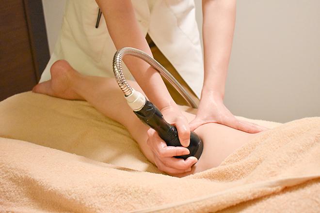 アンテイン(anthein) 遠赤外線の熱を使って脂肪にアプローチ