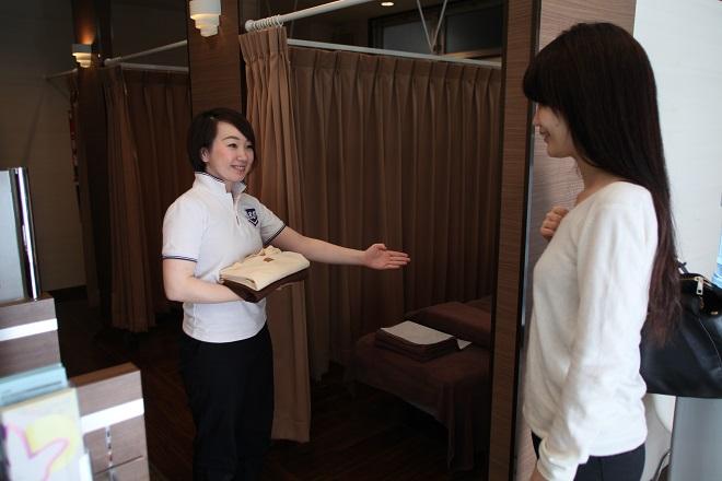 てもみん赤坂見附店 タイムてもみん(首・肩)
