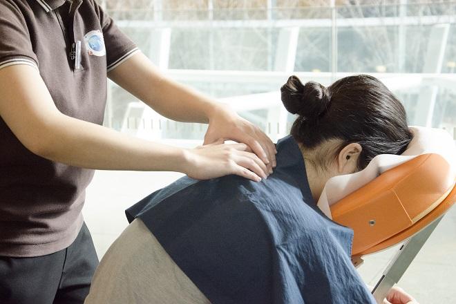 プラネット 東京国際フォーラム店(PLANET) お疲れの箇所を丁寧にほぐします