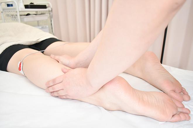 レリール(Rerire) 本来の脚の形に導きます