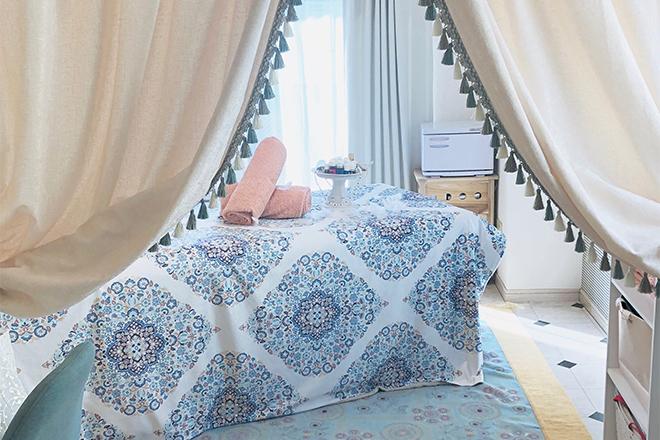 アロマ ソティス モロッコをイメージした大人可愛い空間