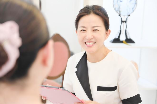 Li・Argee お悩みやお体、お肌について把握してから施術を