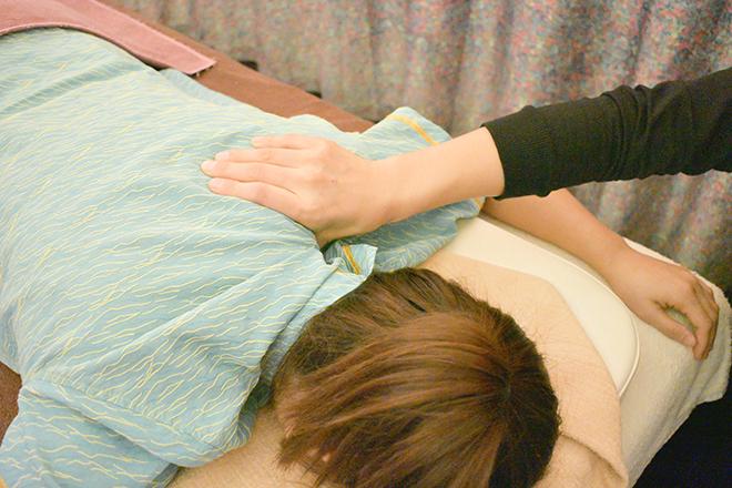 安心楽 さまざまな手技を組み合わせて、不調を改善へ導く