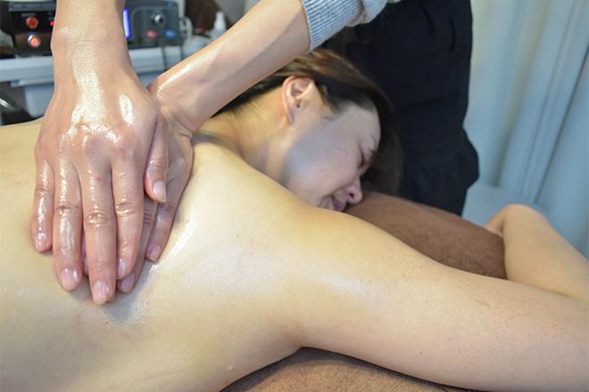 エミカ(emika beauty sun) 滑るような手技で、心地良くリンパの流れを整える