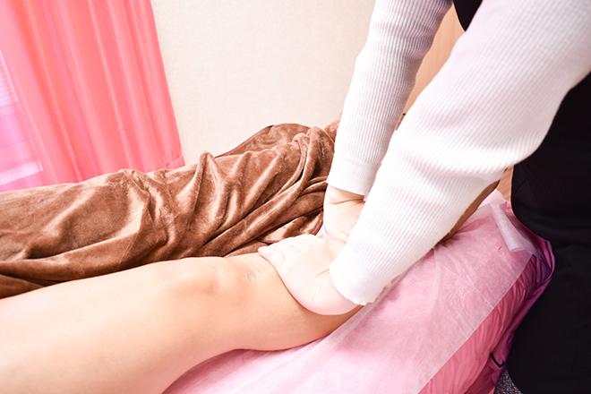 美粧女(BSJ salonビショウジョ) フットリフレで足元をリフレッシュ♪