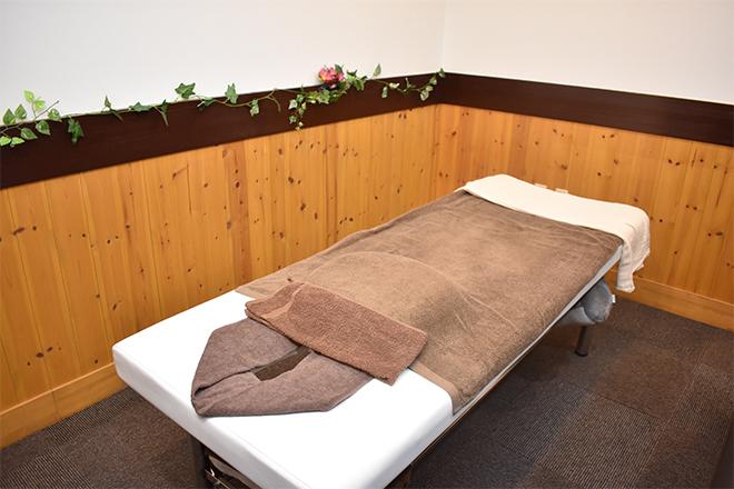 ほぐしのとりがー 寝心地の良いベッド