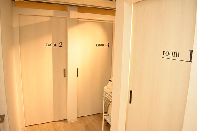ビジョーラ 銀座本店(BEJORA) 完全個室なので周囲が気になる方も安心