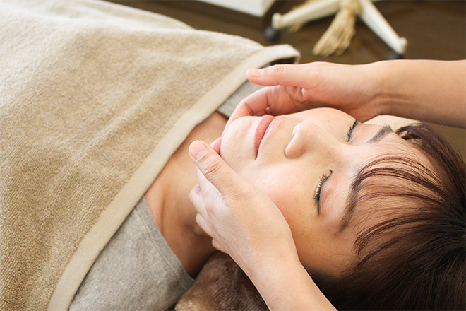 クリスタルボディケア 茅ケ崎(crystal body care) フェイシャル調整・顎の整体
