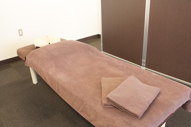 ホグシス大田原浅香店 施術中眠ってしまう方も多い、癒しの空間◎