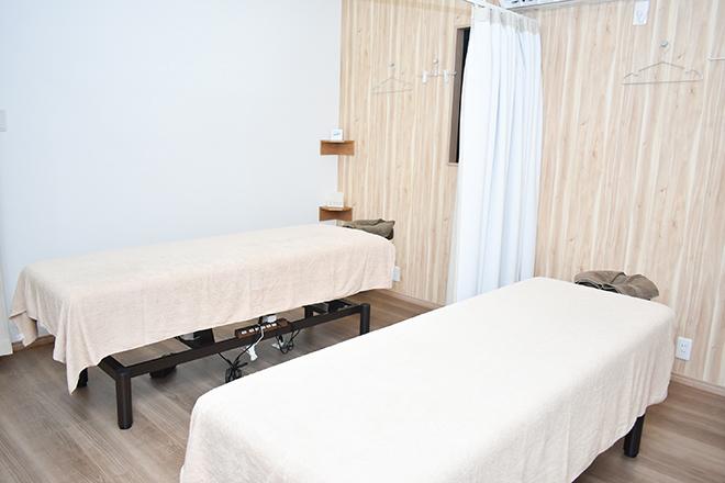 ツミキ 整体×鍼灸 -京都伏見-(Tsumiki) 楽に施術を受けていただけます