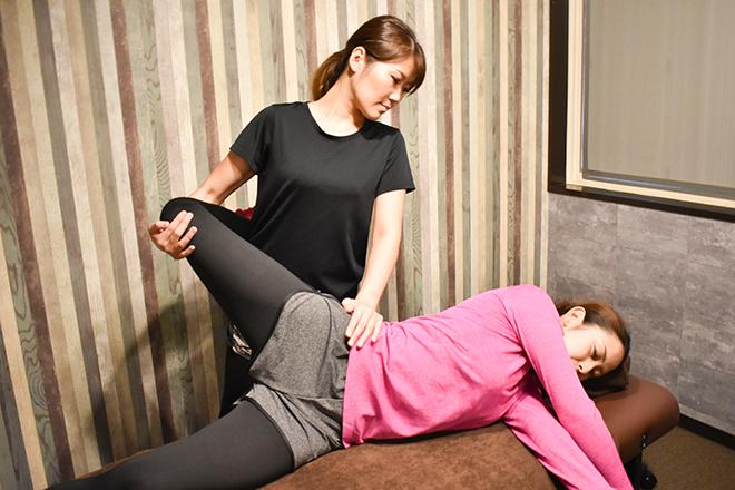 ヴィオーデ 立川店 首・肩・腰・足などの不調の改善を目指す施術
