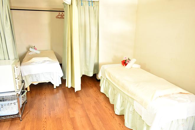 漢方リラクゼーション癒し整体 人目を気にせず受けられる半個室での施術