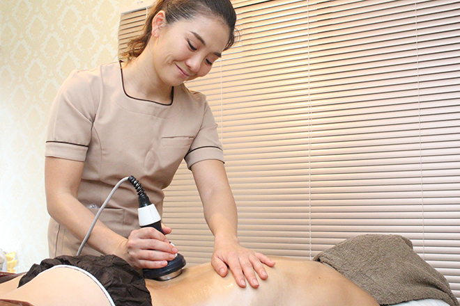 アカラ(Total Beauty Salon AKALA) ダイエットのサポートだけでなく、美しいお肌へ