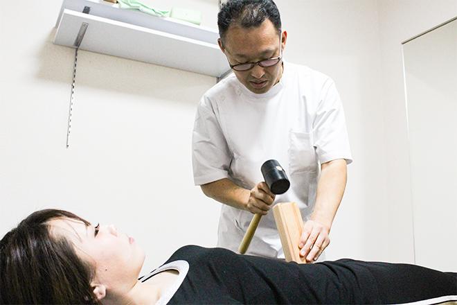 整体院 献身堂 「一野式筋肉骨調整法」が人気です
