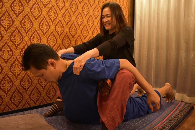 ブンミー リラクゼーション 「タイ古式ボディケア」で柔軟な体へ