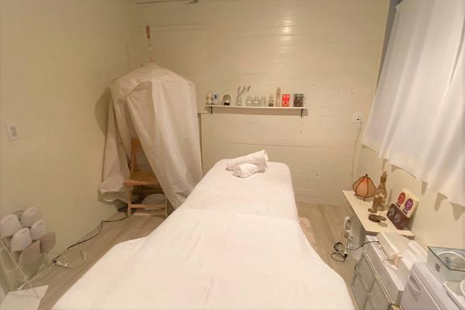 Salon rre プライベートな空間で癒しのひと時を