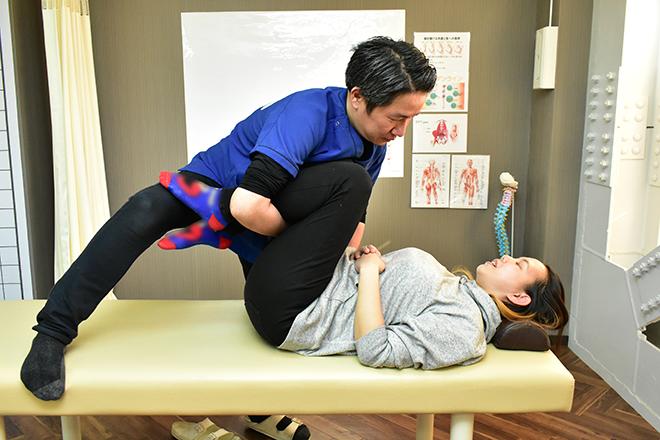 しろくま整体院 「産後の骨盤調整」で下半身太りをケア