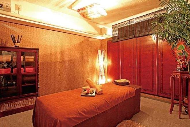 リチェッタ東京麻布十番 趣のある広々とした個室