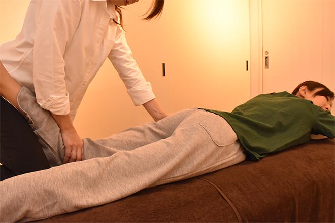 ツボミ(Tsubomi) 歪みを整え、健康的なお体づくりを